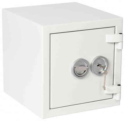 De Raat DRS Prisma 1-1K Eurograde 1 £10,000 Key Lock Safe closed