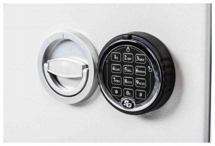 De Raat DRS Prisma 1-3E Eurograde 1 £10,000 - electroinic lock