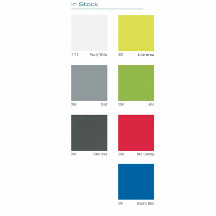 Probe Laminate Standard Stock Colours