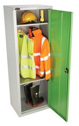 Probe 1 Door High Capacity Storage Locker 610Wx460D Key Lock