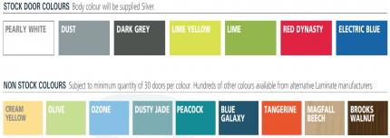 Probe ZENBOX Aluminium Colour Options