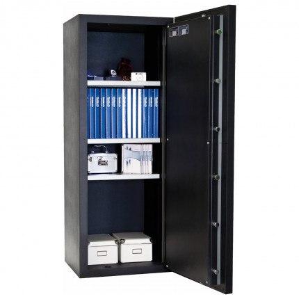 Chubbsafes ProGuard 300E Eurograde 2 Digital Security Safe - door open