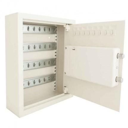 Protector 40E Electronic Key Safe 40 keys open door