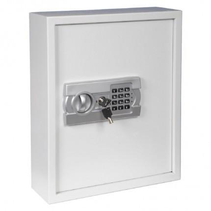 Protector 80E Electronic Key Safe 80 keys door closed