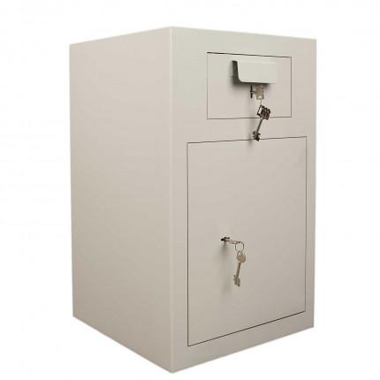 De Raat PT-D3 Key Locking Deposit Safe