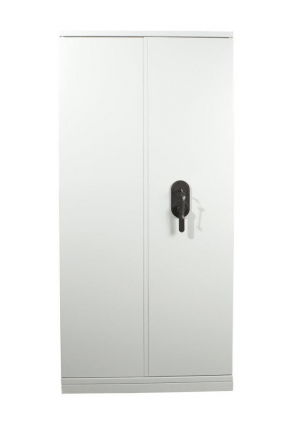 De Raat Protector Plus Fire Resistant Security Cupboard - Door Closed