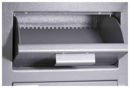 De Raat Protector Deposit Cash Plus 1E Electronic Cash Deposit Safe - Deposit hopper