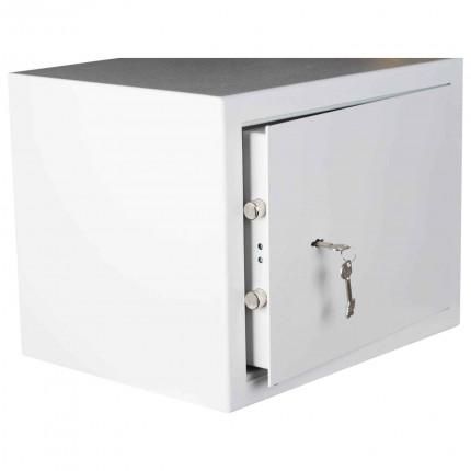 Security Safe with Internal Locking Coffer £4000 - Protector DUO - door ajar
