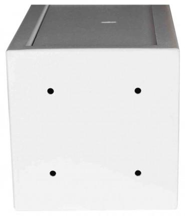 De Raat Protector MP1E £2000 Electronic Deposit Safe - base fixing holes