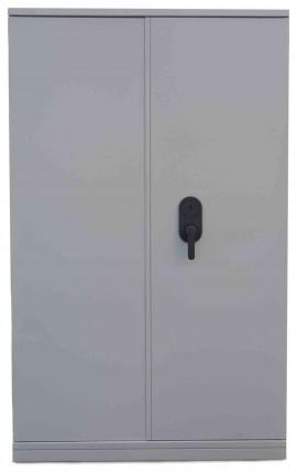 De Raat Protector Plus Fire Resistant Security Cupboard - doors closed