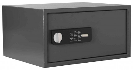 De Raat Protector Sirius 200LTE Laptop Security Safe - Door Closed