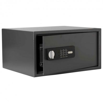 Protector Sirius Laptop Security Safe - Door Ajar