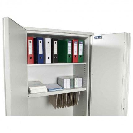 Fireproof Security 2 Door Cabinet - De Raat Protector - Interior View
