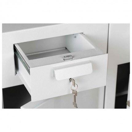 De Raat ET-D2 Time Delay Electronic Deposit Safe - drawer detail
