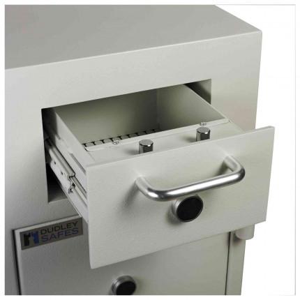 Dudley Cash Deposit Drawer Safe Grade 3 £35,000 Size 2