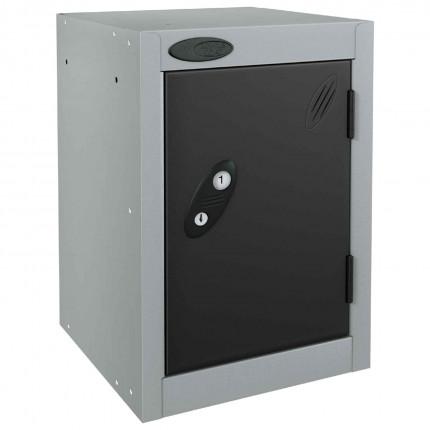 Probe 1 Door Quarto Key Locking Modular Storage Locker black