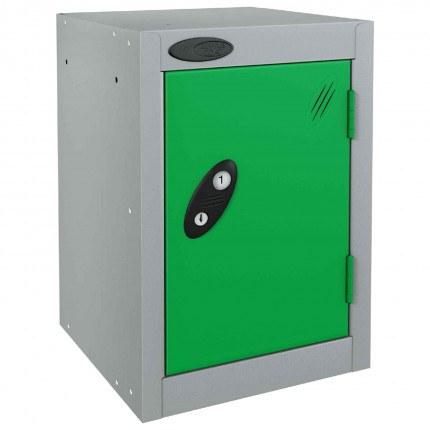 Probe 1 Door Quarto Key Locking Modular Storage Locker green