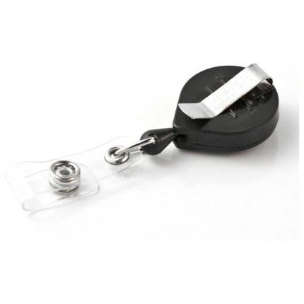 Key-Bak RMBIDCB ID Card Holder 91cm Nylon Cord Twin Pack