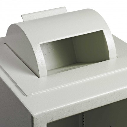 Dudley Europa 17500 Rotary Deposit Security Safe Size 2 - rotary detail