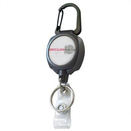 Securikey RSK Kevlar Cord Retractable ID Badge/Swipe Holder