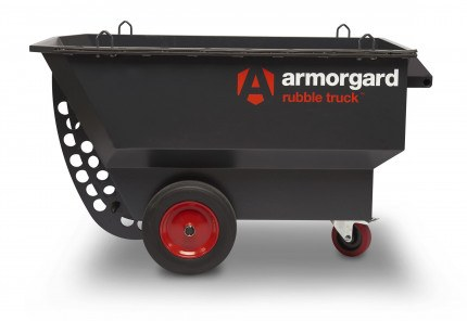 Armorgard RT400 Rubble Truck - Mobile Waste Material Handling