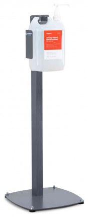 Armorgard Sanistation S10S Mini Standard Hand Sanitiser Holder - Sanitiser not included