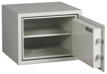 Dudley Harlech Lite S2 Laptop Fire Security Safe Size 0 - door open