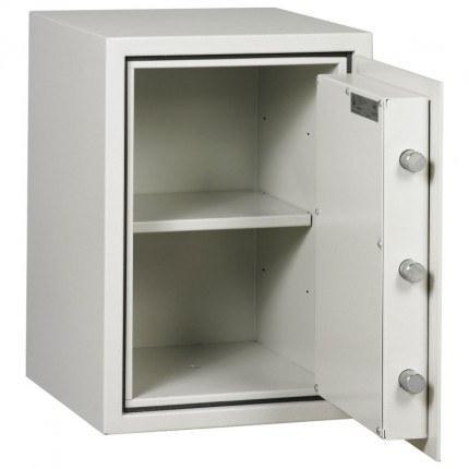 Dudley Harlech Lite S2 Fire Security Safe Size 2 - door open