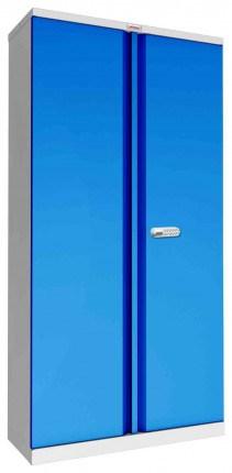 Phoenix SCL1891GBE 2 Door Blue/Grey Electronic Steel Storage Cupboard