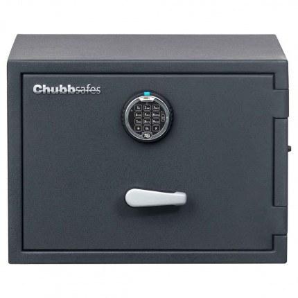 Chubbsafes Senator M1E Eurograde 1 Electronic Fire Safe door closed