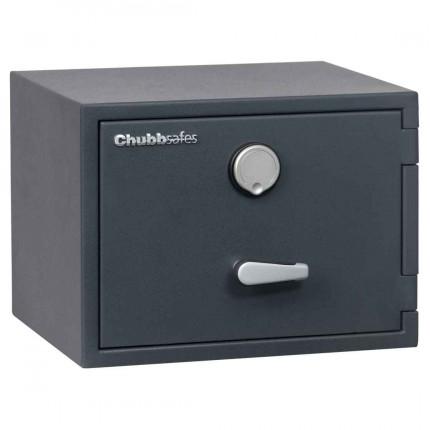 Chubbsafes Senator M1K Grade 1 Key Lock Fire Safe door closed