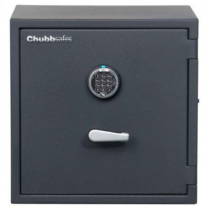 Chubbsafes Senator M2E Eurograde 1 Electronic Fire Safe door closed