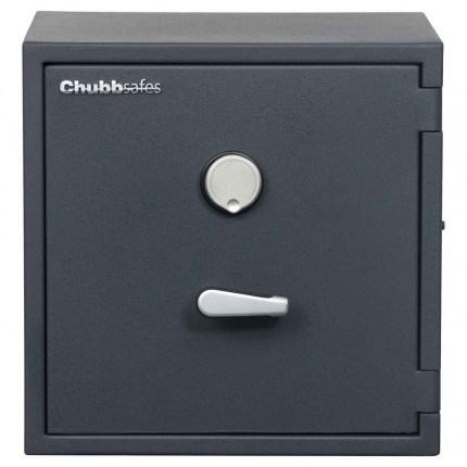 Chubbsafes Senator M2K Grade 1 Key Lock Fire Safe door closed