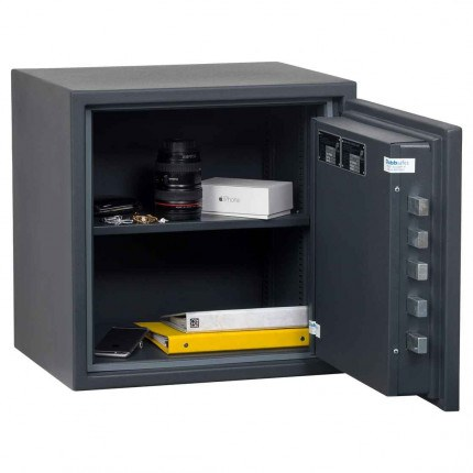 Chubbsafes Senator M2E Eurograde 1 Electronic Fire Safe door open