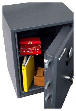 Chubbsafes Senator G1-M3K Grade 1 Key Lock Fire Security Safe - with contents