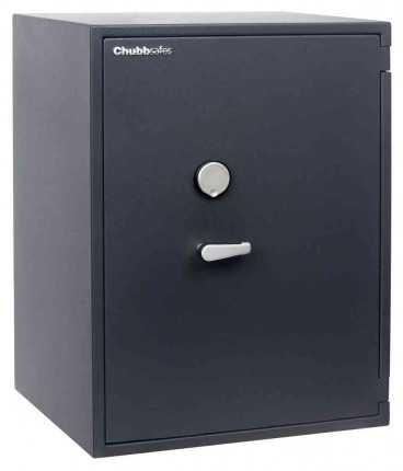 Chubbsafes Senator M4K Eurograde 1 Key Locking Fire Security Safe - locked