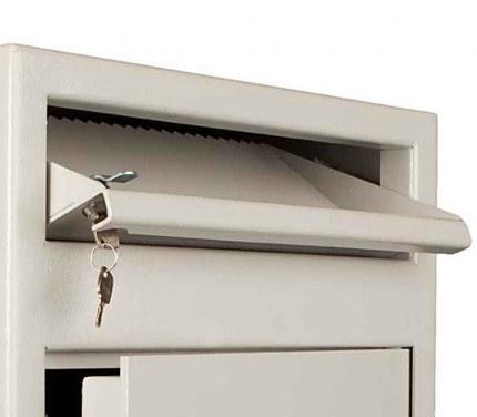 Muller MP2 Cash Deposit Safe Key Lock - deposit drawer