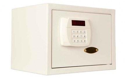 De Raat Protector D25-MOS Hotel Digital Electronic Safe - door closed