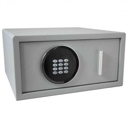Securikey Euro Vault SFEV-DR12-TZE Electronic Wardrobe Safe - closed