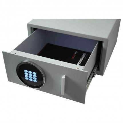 Securikey Euro Vault SFEV-DR12-TZE Electronic Wardrobe Safe - drawer open