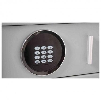 Securikey Euro Vault SFEV-DR12-TZE Electronic Wardrobe Safe - keypad