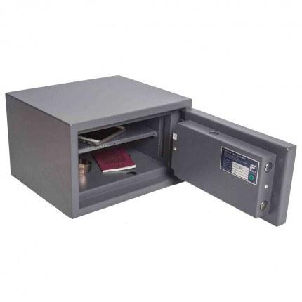 Antares 1K £4000 7Ltr Security Safe - Wide Open