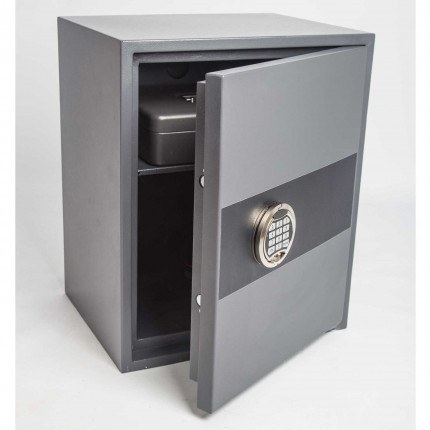 Antares 3E Electronic Security Safe - Ajar