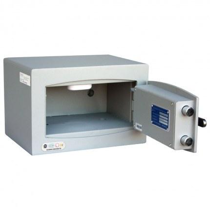 Digital Security Safe - Securikey Mini Vault Gold FR 0E - door wide open