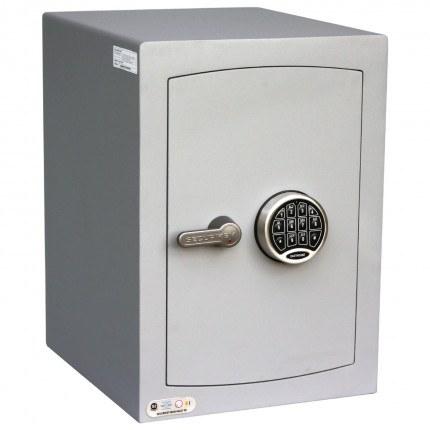 Securikey SFMV2FRZE-G Mini Vault Gold Digital Security Safe - door closed