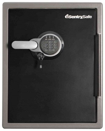 Sentry Safe SFW205GPC 1 Hour Fire and Water Electronic Safe