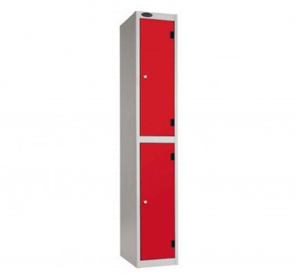 Probe Shockbox Laminate Inset 2 Door Locker 1780x305x380 Key Lock