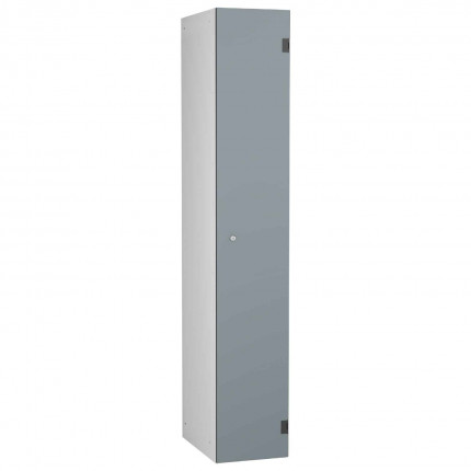 Probe ShockBox Overlay Laminate Door Locker Single Compartment in Dust