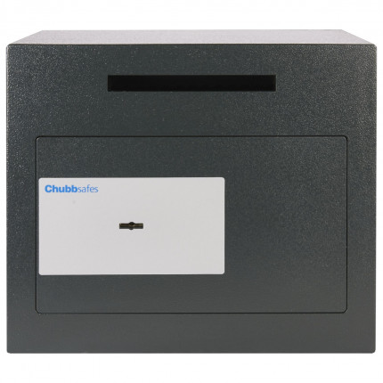 Chubb Safes Sigma Size 1 Deposit Safe Closed Body constructed from 3 millimeter steel