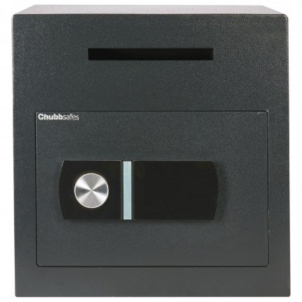 Chubb Safes Sigma Size 2 Deposit Safe Closed Body constructed from 3 millimeter steel
